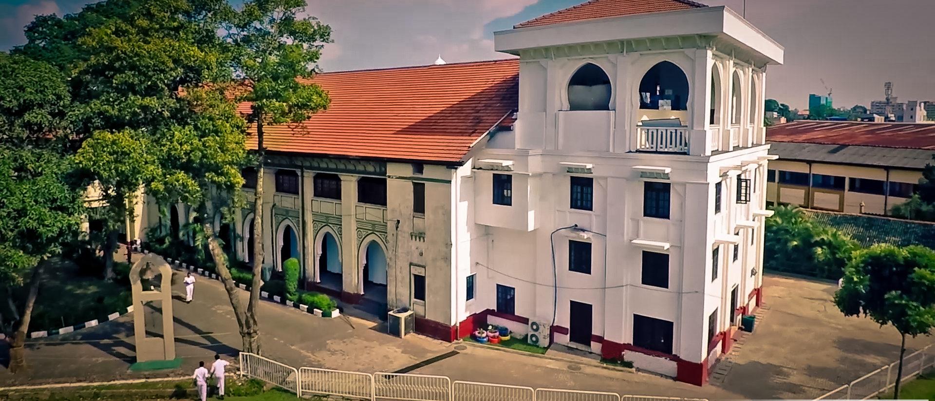 Gafoor Hall renovation
