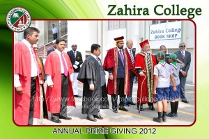 prize giving 2013
